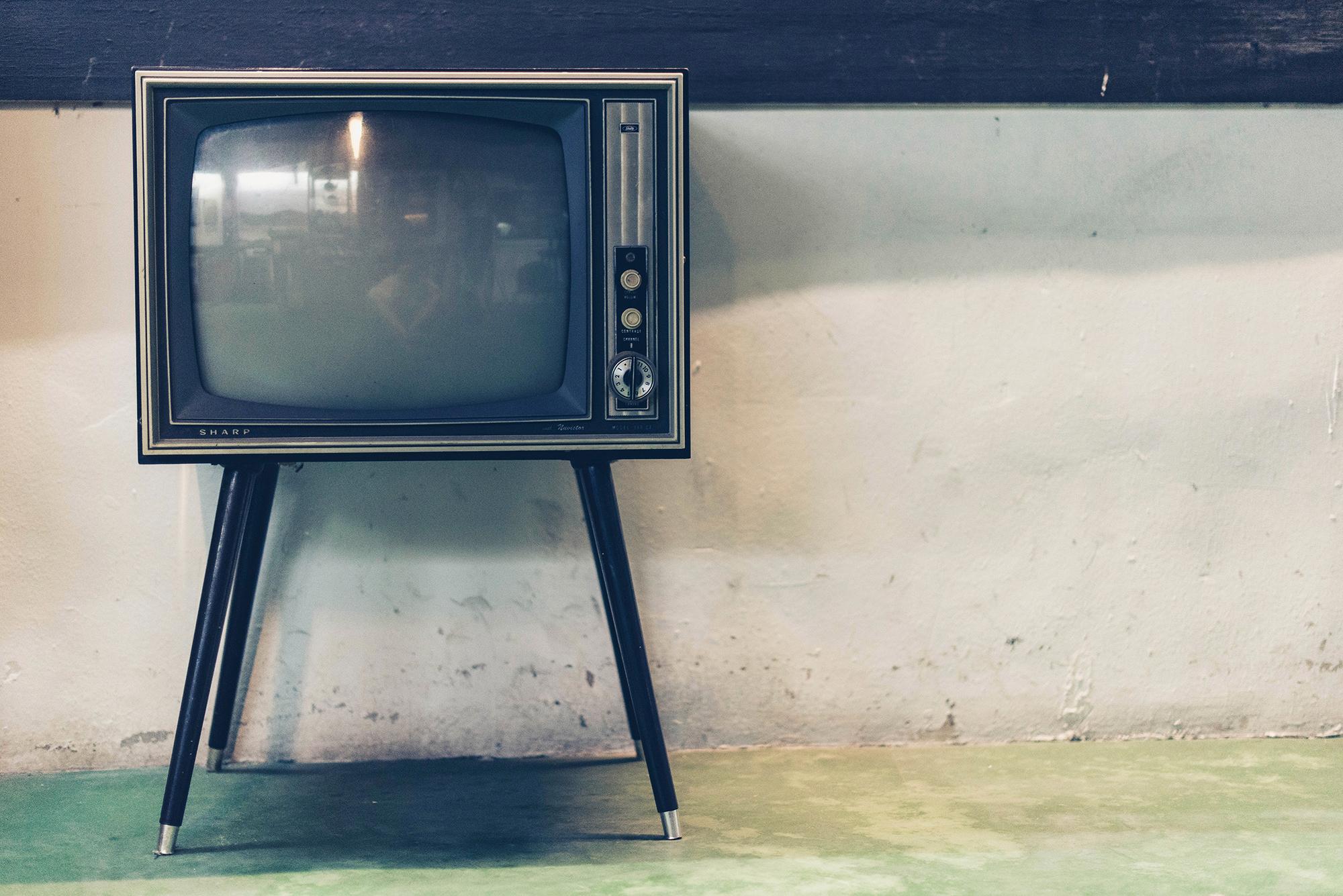 Quando le serie si guardavano in tv